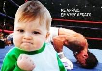 Tough Kid!