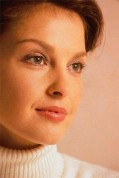 Ashley Judd --pretty woman but a bit weird in real life.