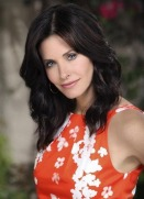 """Courteney Cox -- I fell in love with her on """"Friends"""""""
