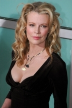 Kim Basinger -- (Kablump! -- I just fell at her feet like a bunch of broccoli)