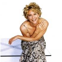 Meg Ryan before her plastic surgery disaster