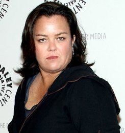 Rosie O'Donnell - pig