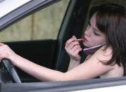 Woman Driver 1