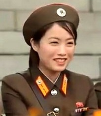 North Korean - what a cutie!