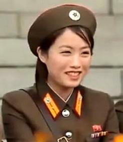North Korean - what a cutie!