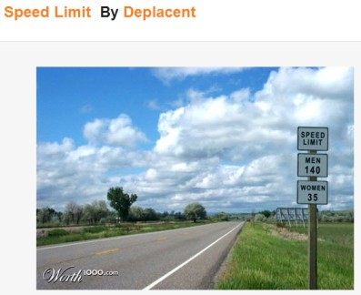 New Speed Limit law being tested in New York state.