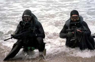 If you're a terrorist and you see this, kiss your ass goodbye. Photo credit: U.S. Dept of Defense